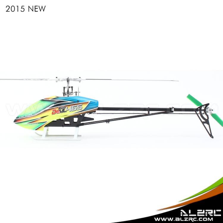 首页 直升机系列 > alzrc - devil 465 rigid fbl 高级套装版/银